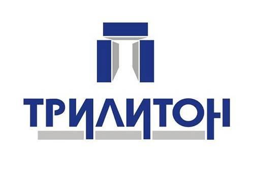 Логотип Трилитон