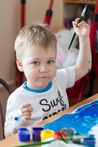 Даценко Тимур, 4 года
