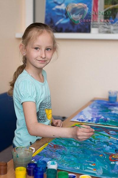 Красулина Анна, 7 лет