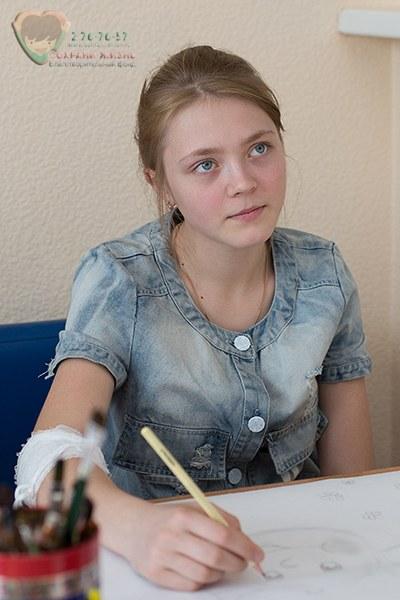Сиренко Марина, 15 лет