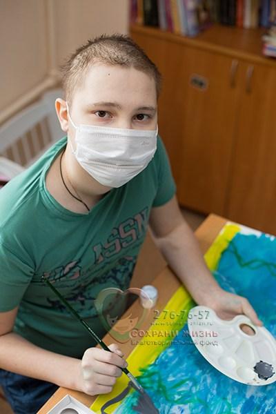 Власов Вячеслав, 14 лет