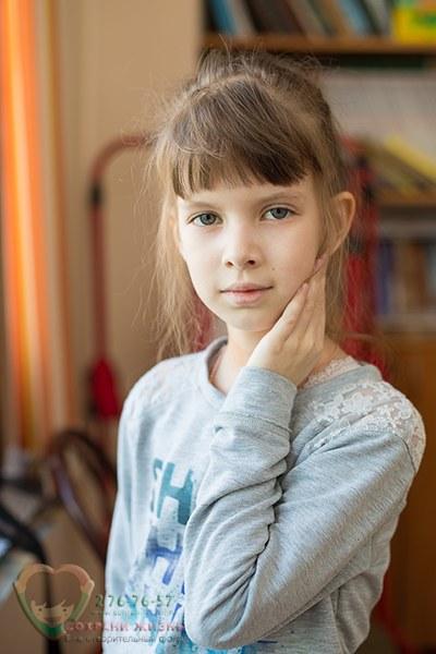 Заболотина Анастасия, 8 лет