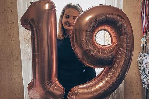 Девятнадцать лет, представляете, девятнадцать!!!