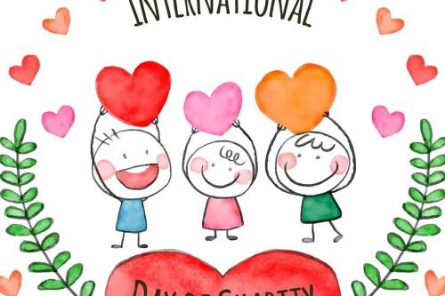 С Международным Днем Благотворительности!