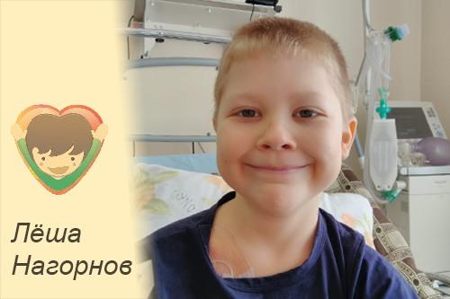 Лёша Нагорнов