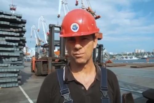 Владивостокский морской торговый порт приглашает на День Доброго Мороженого