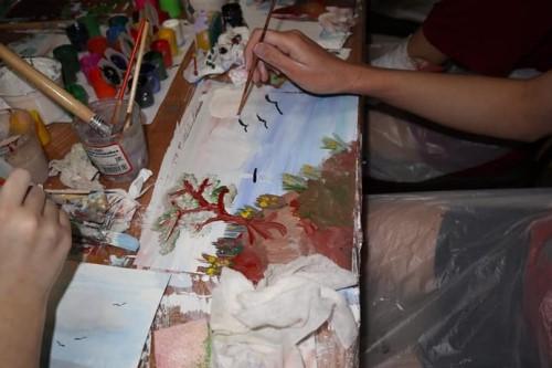 «Занимаясь творчеством, ребенок становится творцом своего мира».