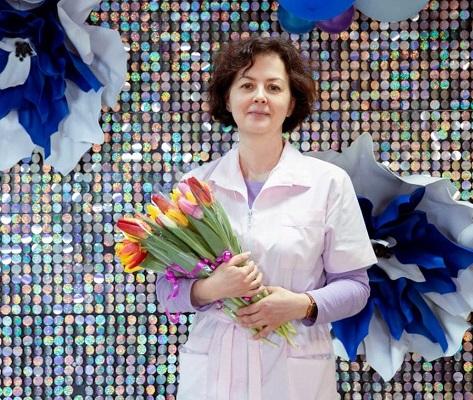 Штоль Наталья Викторовна